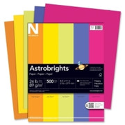Astro Astrobrights Colored Paper - 3