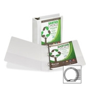 Samsill Insertable Recycled Vue Binder