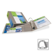 Avery 1-Touch Hvy-duty EZD Lock Ring View Binder - 4