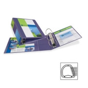 Avery 1-Touch Hvy-duty EZD Lock Ring View Binder - 10