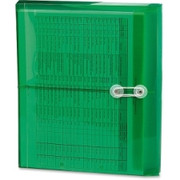 Smead 89523 Green Poly Envelopes with String-Tie Closure