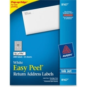 Avery Easy Peel Address Label - 19