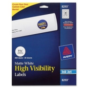 Avery High Visibility Label - 6