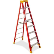 Werner Fiberglass 8' Step Ladder