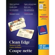 Avery Clean Edge 88221 Business Card
