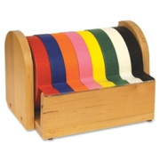 ChenilleKraft Tape Holder - Wood - Holds 8 Rolls