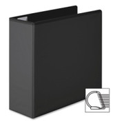 Wilson Jones Ultra Duty D-Ring View Binder with Extra Durable Hinge, 4""