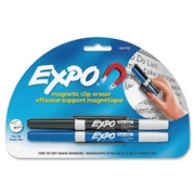 Expo Magnetic Clip Eraser w/Markers