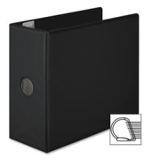 Wilson Jones Ultra Duty D-Ring View Binder with Extra Durable Hinge, 5""