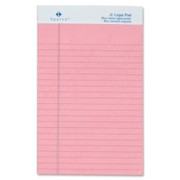 Sparco Colored Jr. Legal Ruled Writing Pads - 1