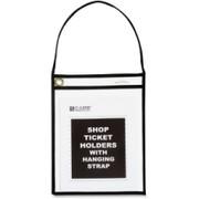 C-line Shop Ticket Holder With Hanging Strap