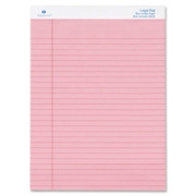 Sparco Pink Legal Ruled Pad