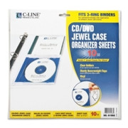 C-line CD Jewel Case Holder