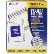C-line Write-on Project Folder