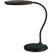 Lorell USB Charger LED Table Lamp - 1