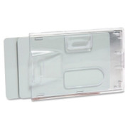 Baumgartens Rigid 2-badge Blocking Smart Card Holder