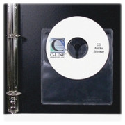 C-line Self-Adhesive CD Holder