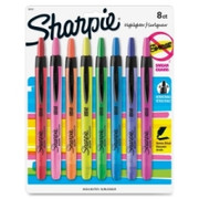 Sharpie Accent Retractable Highlighter - 2