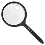 Sparco Hand-Held Magnifier