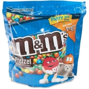 M&M's Chocolate and Pretzel Candies