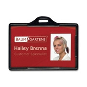 Baumgartens Horizontal ID Card Holder - 1