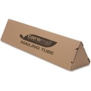 Caremail Triangle Mailing Tube