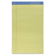 Sparco Premium Grade Perforated Legal Ruled Pad - 1