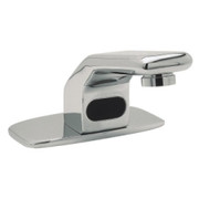 "Amrep 39-2225TM Touch Less Control 4"" Plate Lavatory Faucet"