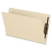 Pendaflex Laminated Manila End Tab Fastener Folder - 1