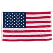 Baumgartens Heavyweight Nylon American Flag
