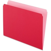 Pendaflex Two-Tone Color File Folder - 14