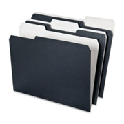 Pendaflex Earthwise 1/3 Cut Recycled File Folder