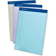 Ampad Pastel Legal-ruled Perforated Pads