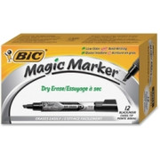 BIC Chisel Tip Dry Erase Magic Markers