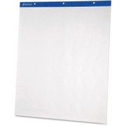 Ampad Plain Perforated Easel Pad - 1