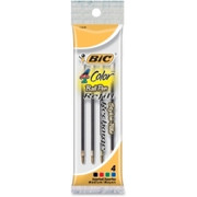 BIC 4-Color Retractable Pen Refills