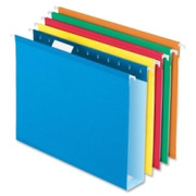 Pendaflex Colored Box Bottom Hanging Folder