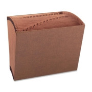 Sparco Heavy-Duty Accordion Files without Flap - 1