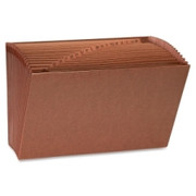 Sparco Heavy-Duty Accordion Files without Flap - 3