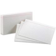 Oxford Ruled Index Cards - 2