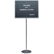 Quartet Adjustable Standing Magnetic Letterboard