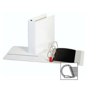 Sparco Locking D Ring Binder - 6