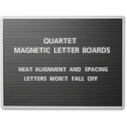 Quartet Magnetic Letter Message Board