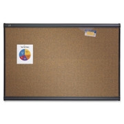 Quartet Prestige Colored Cork board