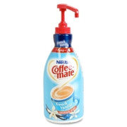 Coffee-Mate Liquid Pump Bottle - 1