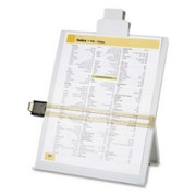 Sparco Easel Document Holder with Clip