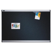 Quartet Prestige Black Embossed Foam Board