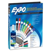 Expo Compact Dry Erase Marker Kit
