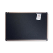 Quartet Euro Prestige Blk Embossed Foam Board - 1