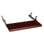 HON Slide-Away Laminate Keyboard Platform - 1